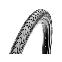 Maxxis Overdrive Elite Folding Tyre - 700 x 35mm - Black - K2/SILKWORM 120 TPI