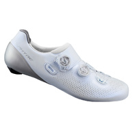 Shimano SH-RC901 S-Phyre Road Shoes - White - 48 wide - White
