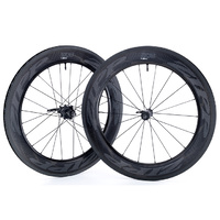 Zipp 808 NSW Carbon Clincher Tubeless Wheels - Front