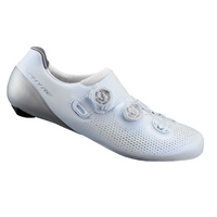 Shimano SH-RC901 S-Phyre Road Shoes - White 44.5