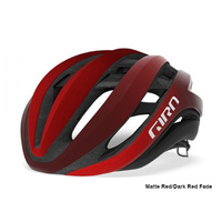 Giro Aether Spherical MIPS Helmet  - Matte Red/Dark Red Fade Small