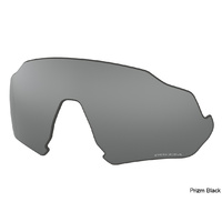 Oakley Flight Jacket Replacement Lenses - Prizm Black