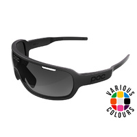 POC DO Blade Sunglasses - Clarity Lead Blue Translucent