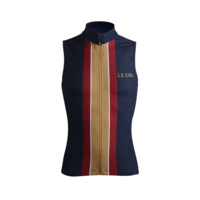 Le Col by Wiggins Womens Aqua Zero Gilet - Navy X-Small