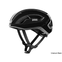 POC Omne Air SPIN Helmet - Uranium Black Small