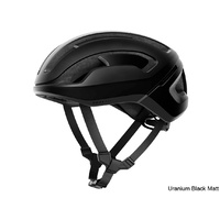 POC Omne Air SPIN Helmet - Uranium Black Matt Small