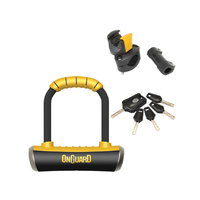 Onguard Pitbull 8006 Mini U-Lock