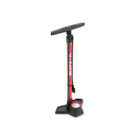 Zefal Profil Max FP30 Floor Pump - Red