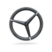PRO 3-Spoke Wheel Clincher - Front