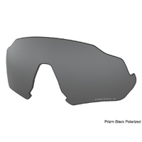 Oakley Flight Jacket Replacement Lenses - Prizm Black Polarized