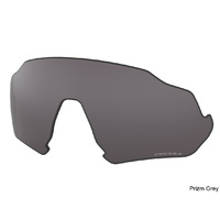 Oakley Flight Jacket Replacement Lenses - Prizm Grey