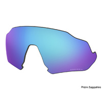 Oakley Flight Jacket Replacement Lenses - Prizm Sappahire