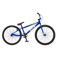 GT Mach One Pro 24 BMX Bike - Blue TT - 21.75""
