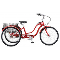 Schwinn Town & Country Tricycle - Red