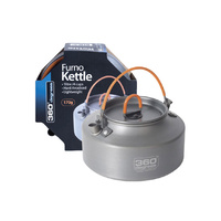 360° Degrees Furno Camp Kettle - 1L