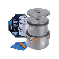 360° Degrees Furno X-large Pot Set