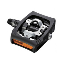 Shimano PD-T400 Click'R Pedals (Inc Cleats)