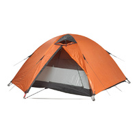 Wilderness Equipment I-Explore 3 Camping Tent - Rust