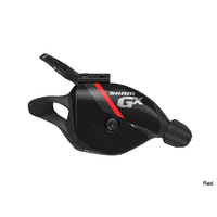 SRAM GX 2x11 X-Actuation Trigger Shifter - Red Front 2 Speed