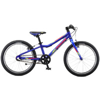 "Mongoose Cipher 20"" Lightweight Bike - Blue"