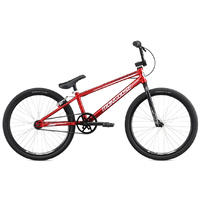 "Mongoose Title 24"" BMX - Red"