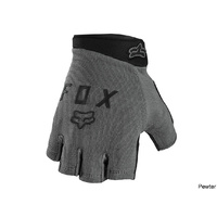 Fox Ranger Gel Short Glove - Pewter Medium