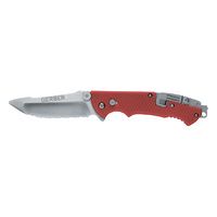 Gerber Hinderer Rescue Serrated Sheaf Folding Knife