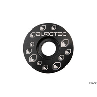 Burgtec Stem Top Cap - Black