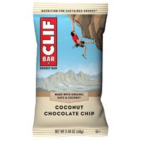 Clif Bar Box of 12 - Coconut Chocolate Chip