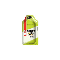 Clif Shot Gels Box of 24 - Citrus
