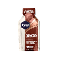 GU Energy Gels Box of 24 - Chocolate Outrage