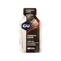 GU Energy Gels Box of 24 - Espresso Love