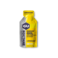 GU Roctane Ultra Endurance Gels Box of 24 - Lemonade