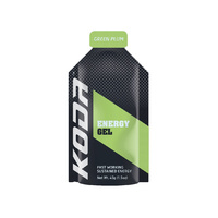 KODA Energy Gels Box of 24 - Green Plum