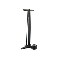 Birzman Maha Push & Twist MTB II Floor Pump - Black