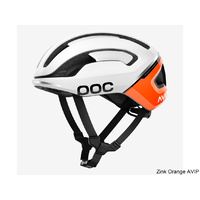 POC Omne Air SPIN Helmet - Zink Orange AVIP Small