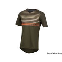 Pearl Izumi Launch Jersey - Forest Willow Slope Large
