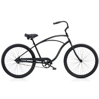 Electra Cruiser 1 Mens Bike - Matte Black