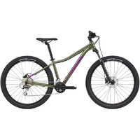 Cannondale Trail 6 Womens 29 Mountain Bike - Mantis Medium