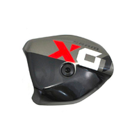 SRAM X01 Eagle Trigger Shift Lever Cover Kit - Lunar/Red