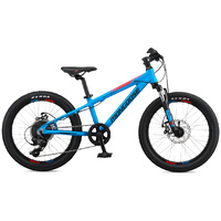 "Mongoose Switchback 20"" MTB Bike - Blue"