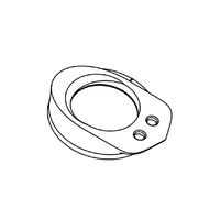 Deda Nylon Top Cover for Alanera - 46mm - 1.125