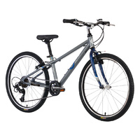 ByK E-540 x7 MTR Geared Bike - Titanium/Dark Blue