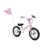 ByK E-200L Balance Bike - Pretty Pink