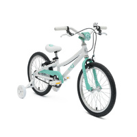 ByK E-350 Girls Bike - Celeste Green