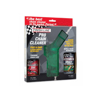Finish Line Shop Quality Pro Chain Cleaner Kit