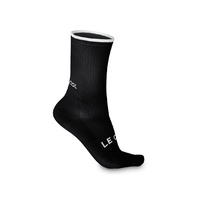 Le Col Black Cycling Socks