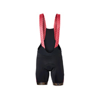Le Col HC Bib Shorts Red Hex