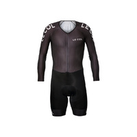 Le Col Long Sleeve Skin Suit