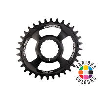 Burgtec Thick-Thin Oval RaceFace Cinch Direct Mount Chainring